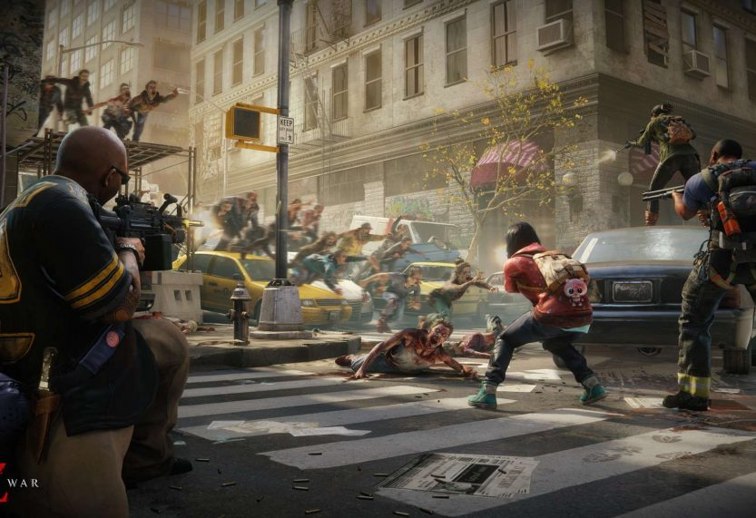 World War Z Launch Trailer Released