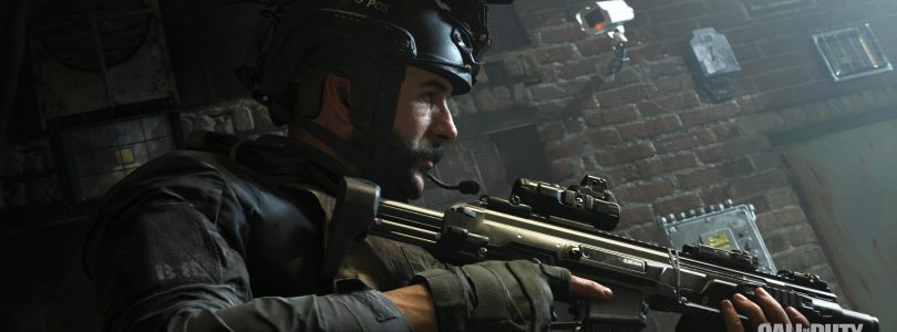 Call of Duty: Modern Warfare Releasing Worldwide on October 25