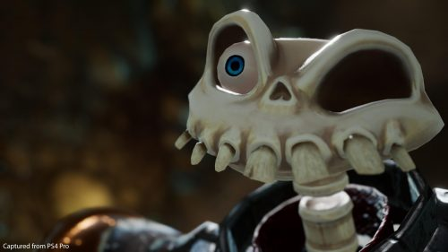 MediEvil Launches this October on PlayStation 4