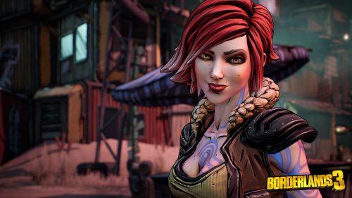 Borderlands 3 Debut Gameplay Footage