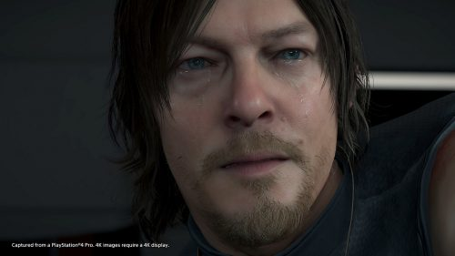 Death Stranding Set for Release on November 8