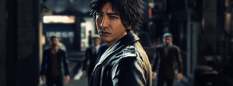 Judgment's Latest Trailer Introduces Takayuki Yagami