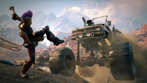 Rage 2 Launch Trailer with a Twist