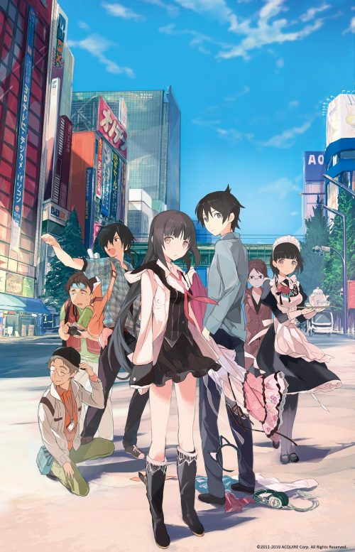 Akiba's Trip: Hellbound & Debriefed Announced for the West