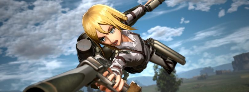 Attack on Titan 2: Final Battle Details New Weaponry