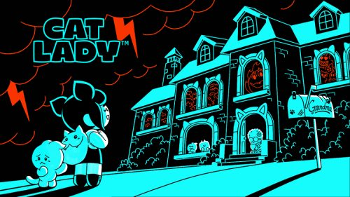 Cat Lady Announced by Rose City Games