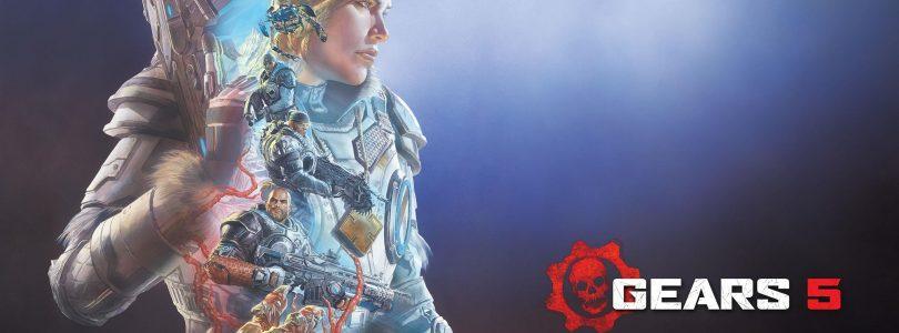 Gears 5 Releasing September 10