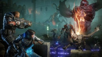 Gears 5 Versus Multiplayer Technical Test Begins Today