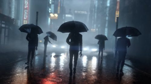 GhostWire: Tokyo Revealed by Tango Gameworks