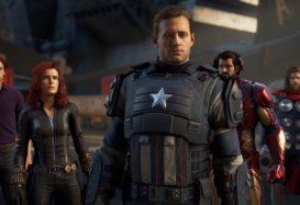 Marvel's Avengers Releasing on May 15, 2020