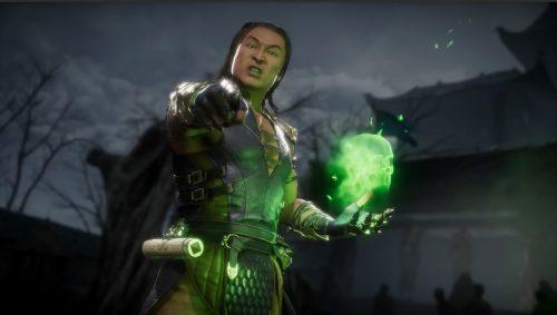 Mortal Kombat 11 Announces Sindel, Spawn, and Nightwolf as DLC