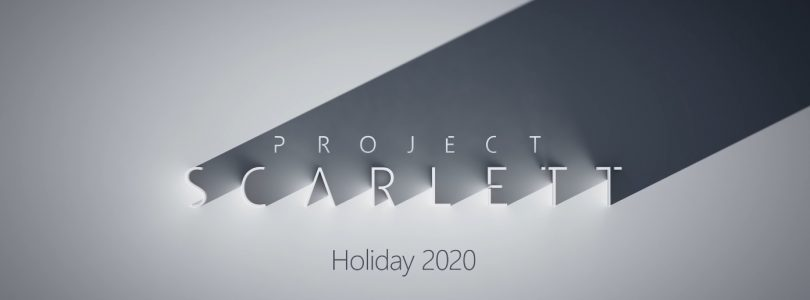 Project Scarlett Launches in Holiday 2020