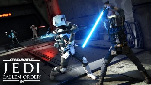 Star Wars Jedi: Fallen Order Gameplay Reveal