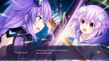 New English Super Neptunia RPG Screenshots Released
