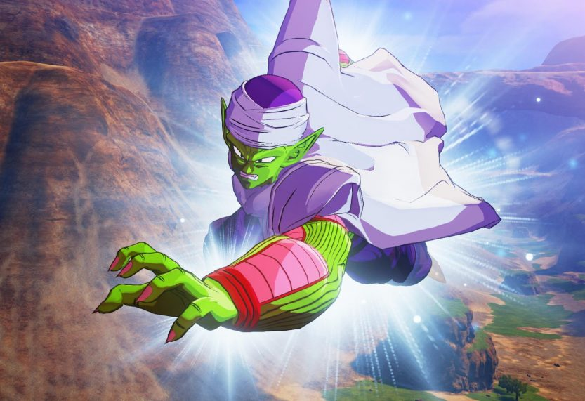 Dragon Ball Z: Kakarot Screenshots Highlight Gohan, Piccolo, and Vegeta