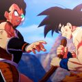 Dragon Ball Z: Kakarot Screenshots Focus on Raditz