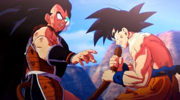 Dragon Ball Z: Kakarot Screenshots Focus on Raditz