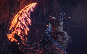 Monster Hunter World: Iceborne Dev Diary and Glavenus Trailer