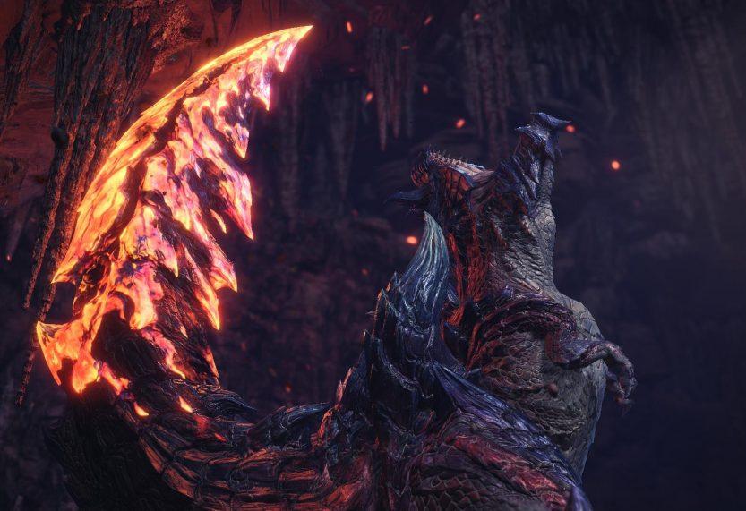 Monster Hunter World: Iceborne Dev Diary and Glavenus Trailer