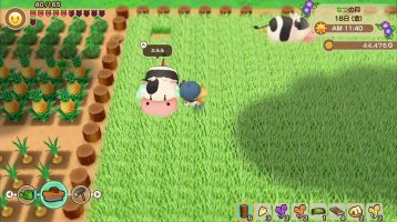 Story of Seasons: Friends of Mineral Town Announced for Switch