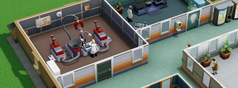 Two Point Hospital Coming to Consoles in Late 2019