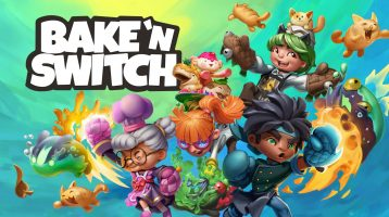 Adorable Beat 'em Up Bake 'n Switch Coming to Steam Early Access