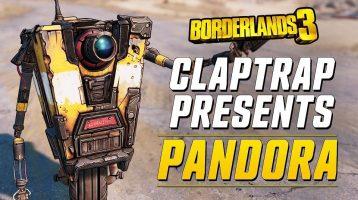 New Claptrap Presents Series Breaks Down Borderlands 3