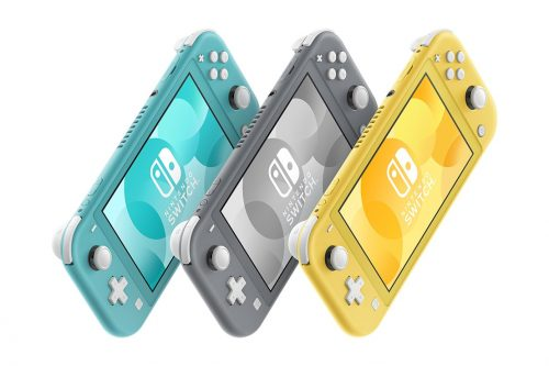 Nintendo Switch Lite Officially Revealed