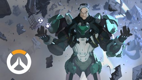 Overwatch Adds Sigma as New Hero