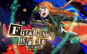 Persona 5 Royal Trailer Focuses on Futaba Sakura