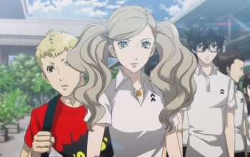 Persona 5 Royal Trailer Introduces Ann Takamaki