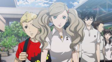 Persona 5 Royal Trailer Introduces Ann Takamaki