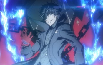 Yusuke Kitagawa Introduced in Persona 5 Royal Trailer