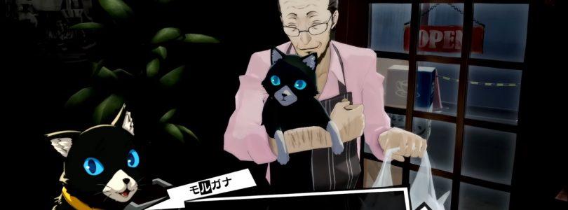 Persona 5 Royal Introduces Morgana