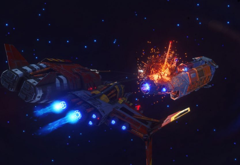 Rebel Galaxy Outlaw Launching as Epic Games Exclusive on August 13th