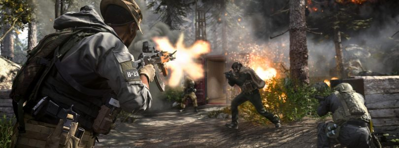 Call of Duty: Modern Warfare Launches