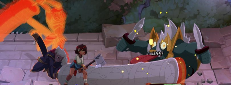 Indivisible Releasing on October 8 in North America October 11 in Europe