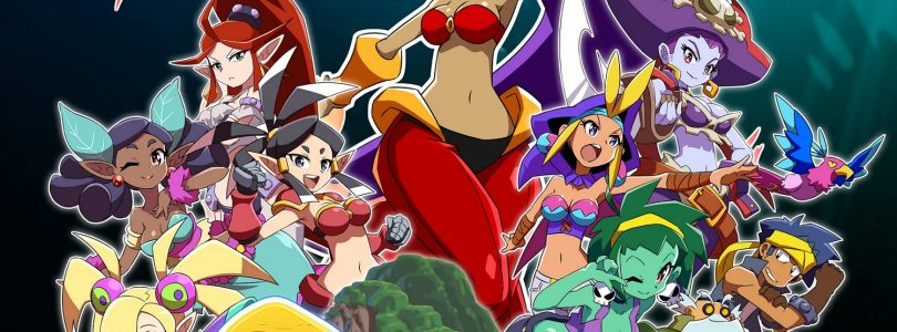 Shantae 5 Officially Named Shantae and the Seven Sirens