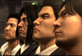 The Yakuza Remastered Collection Takes Yakuza 3, 4, and 5 to the PlayStation 4