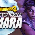 New Borderlands 3 Trailer Features Amara the Siren