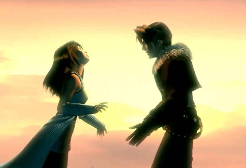 Final Fantasy VIII Remastered Releasing September 3