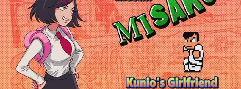 River City Girls Introduces Misako