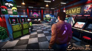 Shenmue III Trailer Takes Us Through a Day in Shenmue