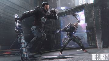 New The Surge 2 Trailer Debuts at Gamescom