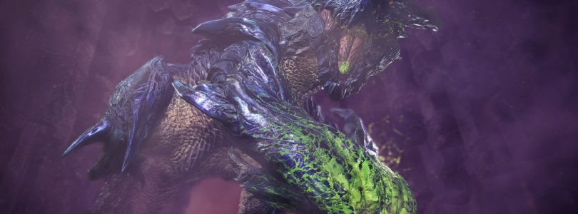 Monster Hunter World: Iceborne Launches on PC