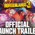 Borderlands 3 Cinematic Launch Trailer Released