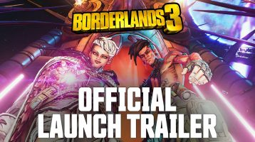 Borderlands 3 Cinematic Launch Trailer Released