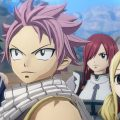 Fairy Tail JRPG Announced by Koei Tecmo and Gust