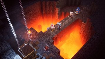 Minecraft Dungeon Opening Video Released