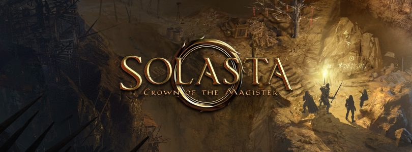 Tactical CRPG Solasta: Crown of the Magister Launches Kickstarter